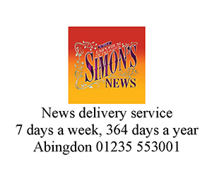 Simons News call 01235 553001